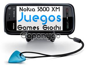 Juegos Para Nokia 5800 Xpressmusic