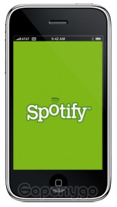 Spotify for iPhone