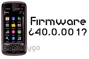 5800 firmware 40