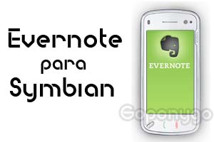 Evernote para Symbian