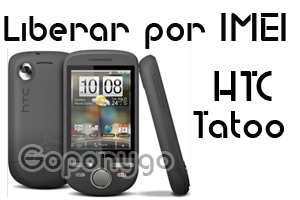 Liberar HTC Tatoo