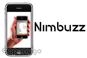 Nimbuzz iPhone