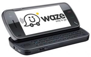 Waze N97