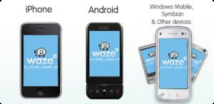 Waze compatibilidad