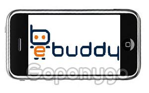 iPhone ebuddy
