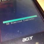 Acer F900 Windows Mobile 6.5 (4)