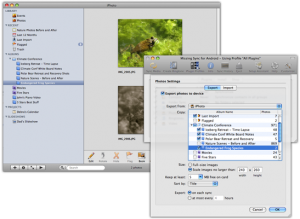 sync-iphoto-mac