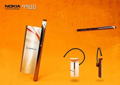 Nokia concepto 9900