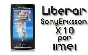 Liberar-SonyEricsson-X10