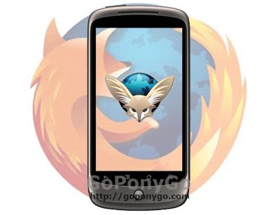 Mozilla Firefox 4 para Android