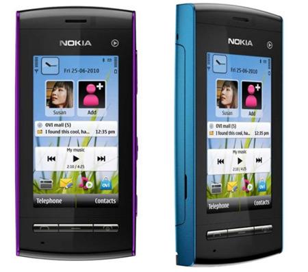 Nokia 5250: ficha técnica : Goponygo.com