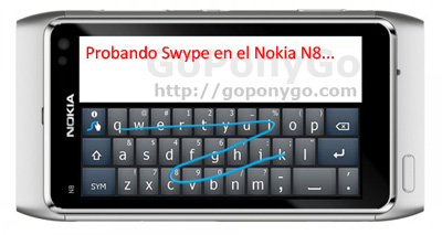 Swype-Nokia-N8