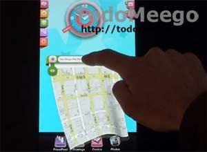 Interfaz Velvet para MeeGo