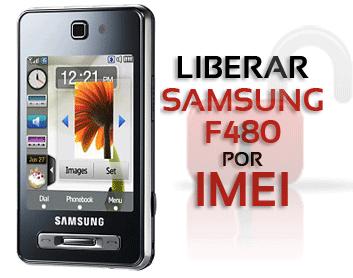 Liberar Samsung F480 por imei