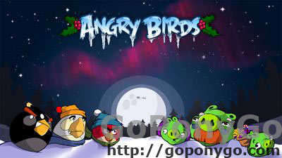 Angry Birds Seasons para Android y iPhone