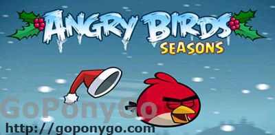 Angry Birds Seasons pantalla