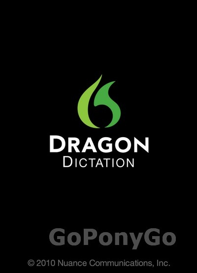 Dragon Dictation para iPhone