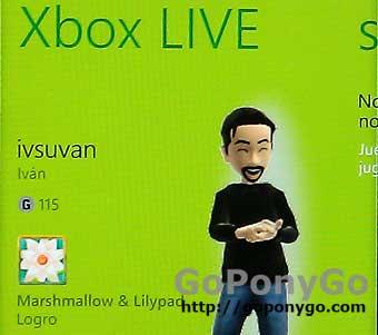 Logros en Xbox LIVE de Windows Phone