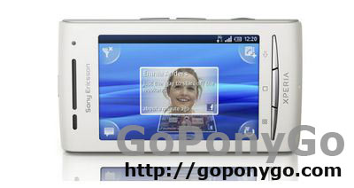 Xperia X8 de Sony Ericsson