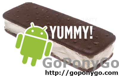 Android 2.4 Android Ice Cream Sandwich