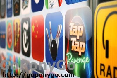 Aplicaciones iPhone App Store