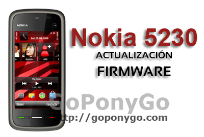 NOKIA-5230-ACTUALIZACIÓN-FIRMWARE