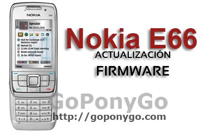 NOKIA-e66-FIRMWARE-ACTUALIZ