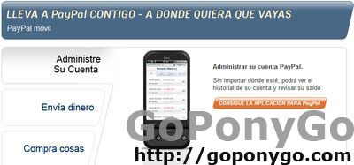 PayPal Mobile en Andriod