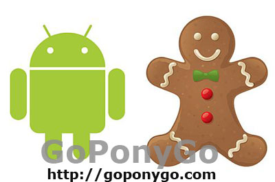 Android 2.4 Gingerbread Logo