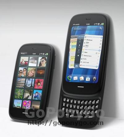 HP Pre 3 con WeboOS