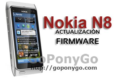 NOKIA-N8-ACTUALIZACIÓN-FIRMWARE
