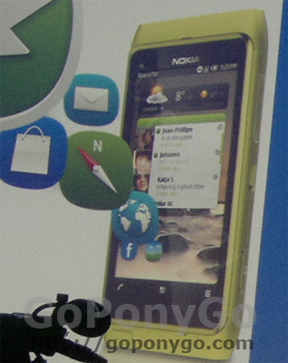 Symbian-interfaz