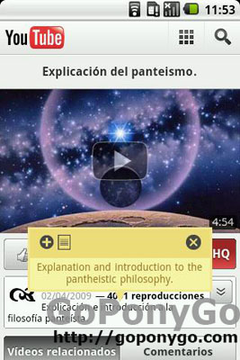 Tap-Translate para Android