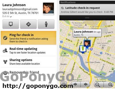 Google Maps versión 5.3