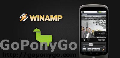 Winamp 1.0 para Android