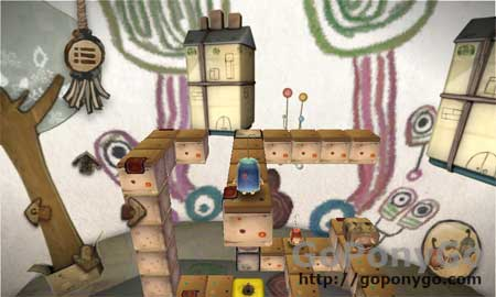 Ilomilo para Xbox LIVE en Windows Phone 7