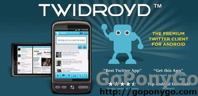 Actualización de Twidroyd