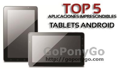 top-5-aplicaciones-android-tablets
