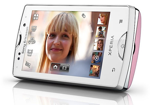 Sony Ericsson Xperia Mini y Sony Ericsson Xperia Mini Pro