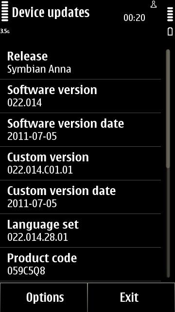 symbian anna n8