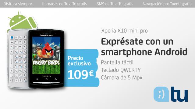 Xperia-X10-mini-pro