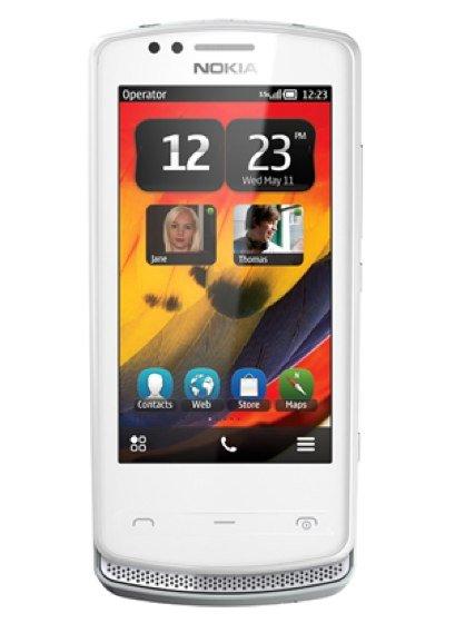 Primeras imágenes del Nokia Z700