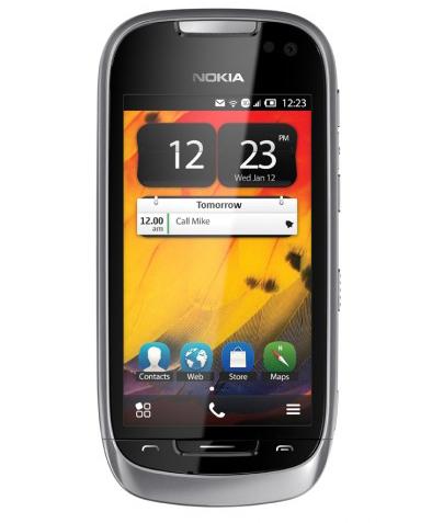 Nuevo Nokia 701 con Symbian Belle