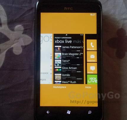 Microsoft lanzará la actualización Windows Phone 7.5 Mango a partir del 1 de septiembre