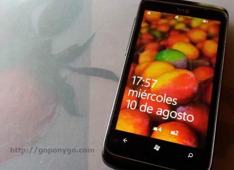 Como instalar la actualización Mango en los móviles de HTC