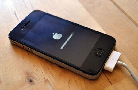 iPhoneActualizando