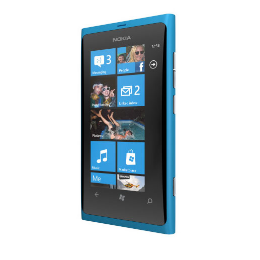 Nokia-Lumia-800-Cyan
