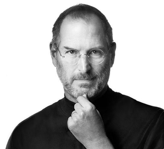 Steve Jobs, carismático y visionario