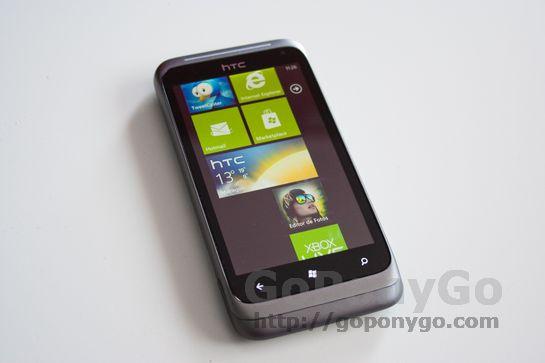 10 - Fotografías JPG HTC Radar