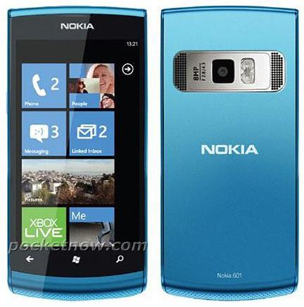 Nokia601